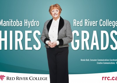 Graduate Billboard Campaign