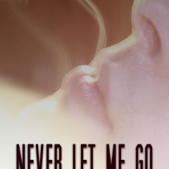 Never Let Me Go / Book Cover Design